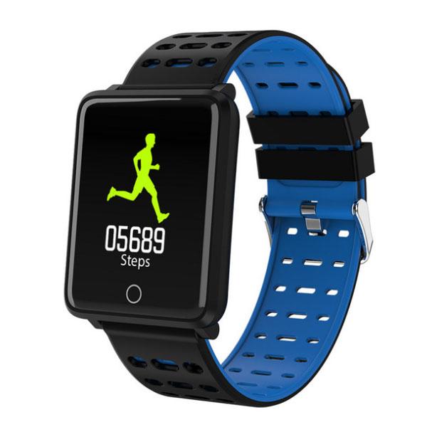 F3 Heart Rate Monitor Smart Watch