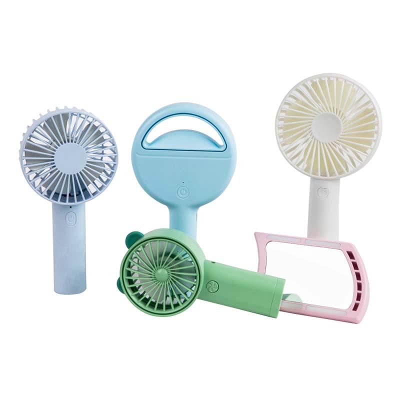 mini rechargeable cooling fan USB cooling fan