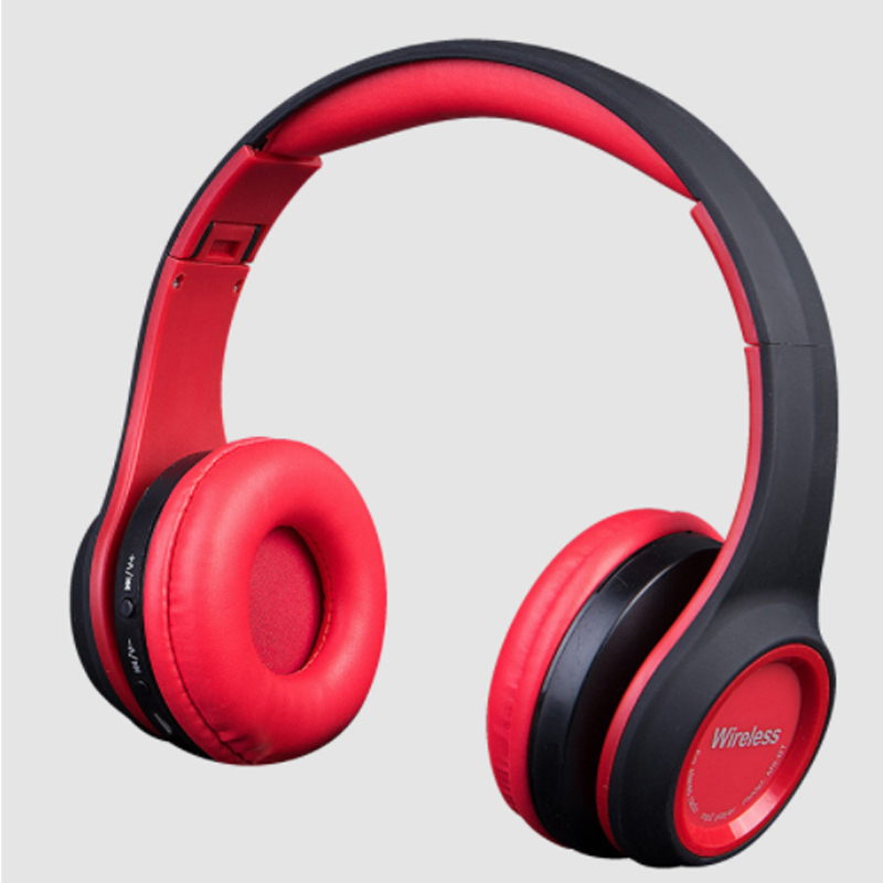 Noise Reduction Young Style Smart Touch Wireless Bluetooth Headset Support TF Card