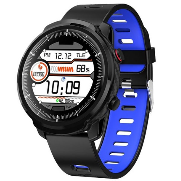 Smart watch L5 plus IP68 waterproof full touch screen long standby smartwatch with Heart Rate Monitor