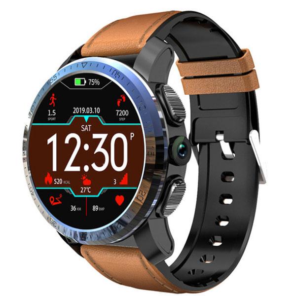 Optimus Pro Bluetooth GPS Dual 4G-Lte SmartWatch