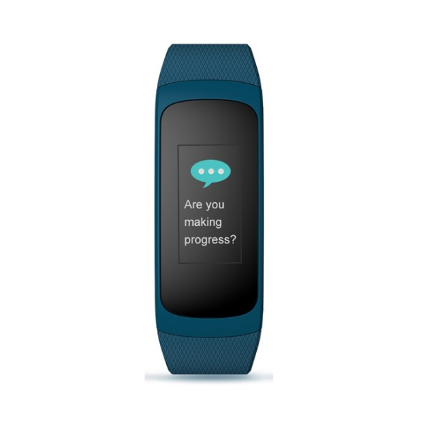 PLUG C Heart Rate Monitor Smart Band Smartwatch