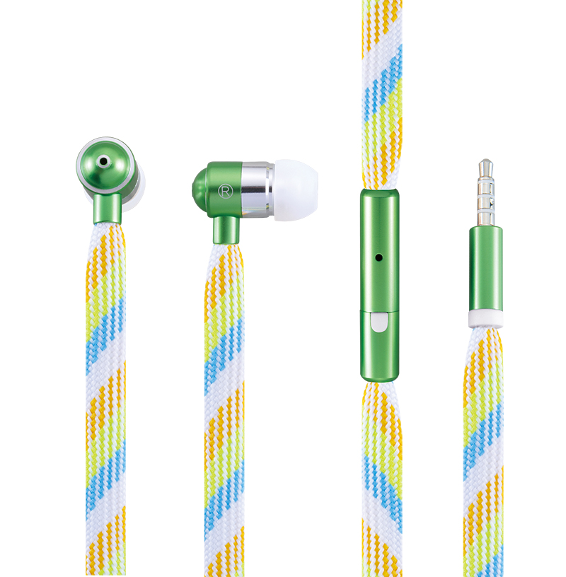 Shoelace in-ear Earphone
