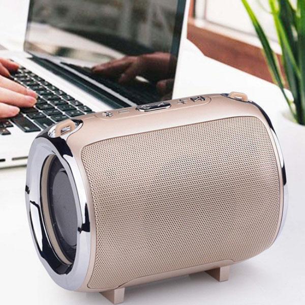 Sound speaker Portable Shoulder Bluetooth Speaker Featured Image