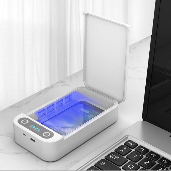 UV sterilizer multifunctional mobile phone sterilization box