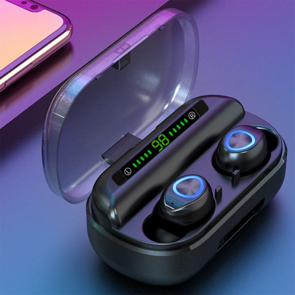 TWS Earbuds V10 Wireless Earphones Bluetooth Headsets