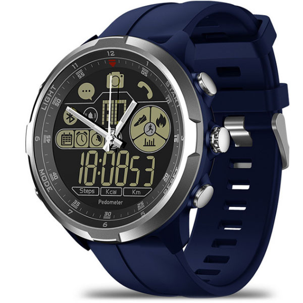 Zeblaze VIBE 4 Hybrid Flagship Rugged Smart Watch