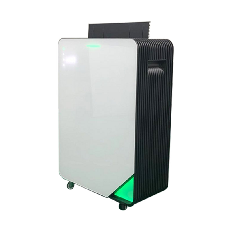 Disinfection Machine Commercial Air Purifier With UV Light