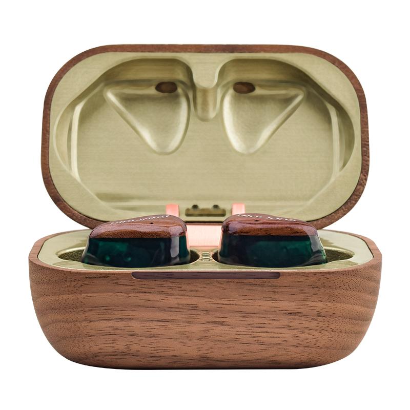 TWS wooden earphone X13 Featured Image