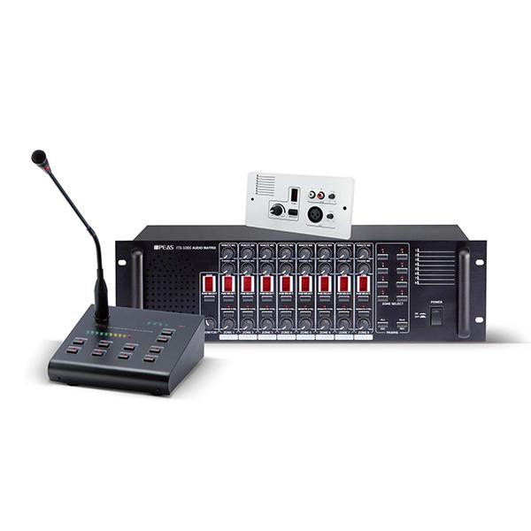 ITS-1000 8*8 Audio Matrix Host