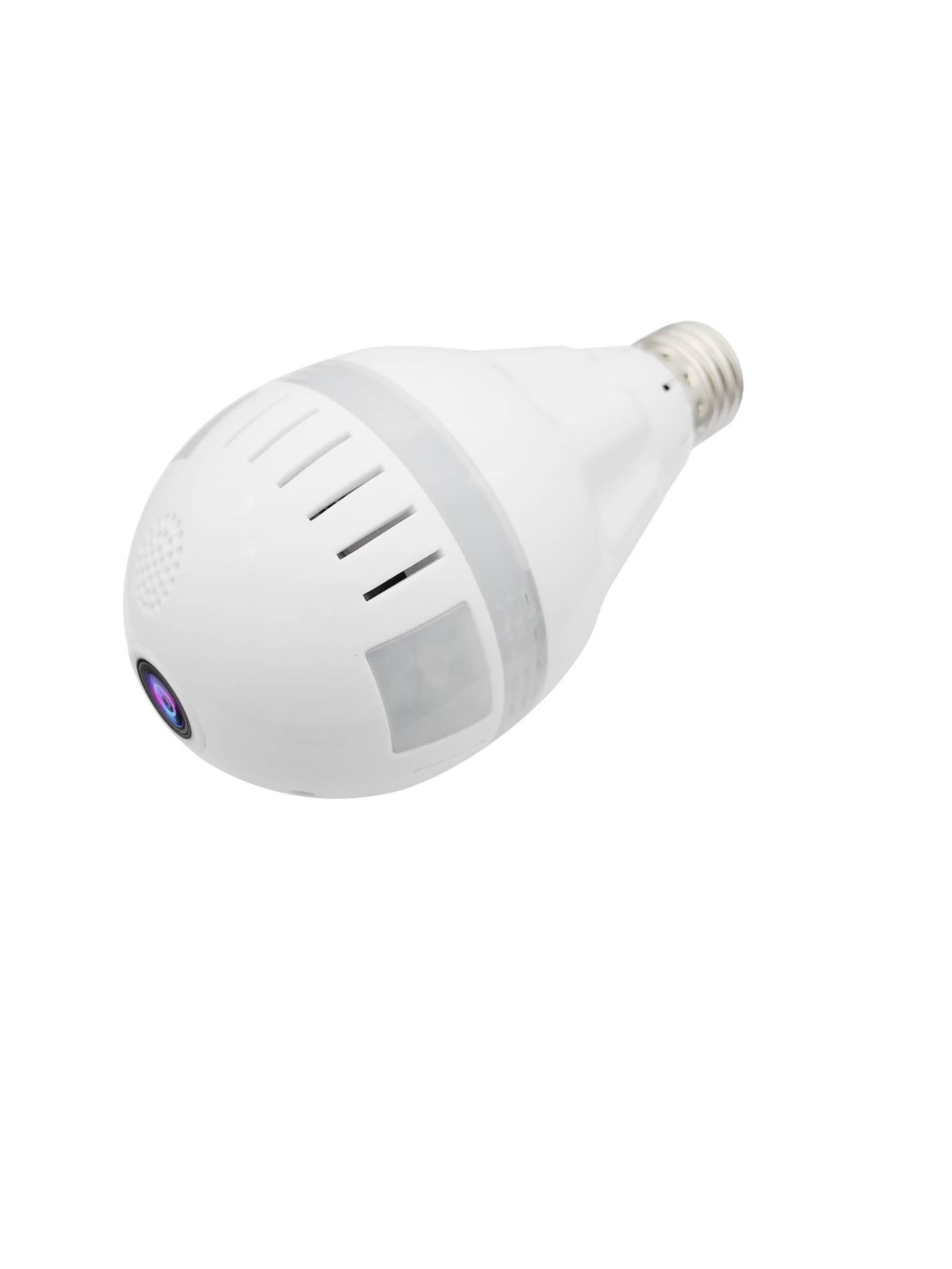 hidden bulb spy camera API customize