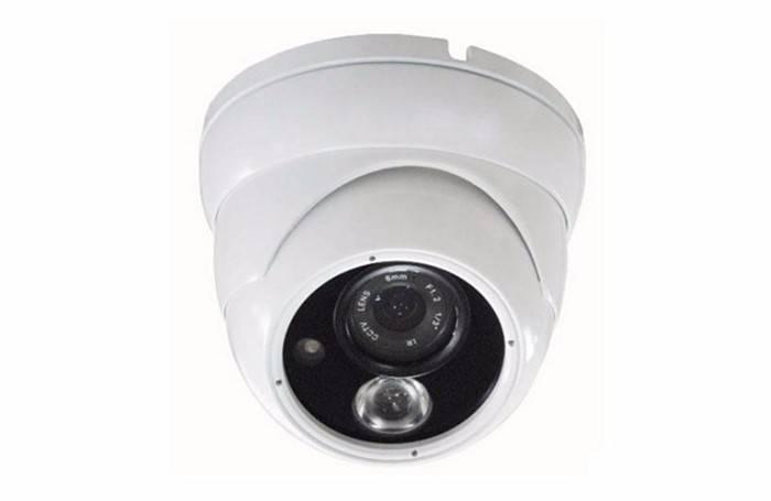 IR HDCVI Dome Camera