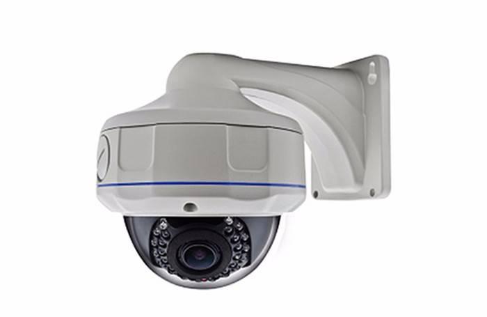 Vandalproof Zoom Dome Camera