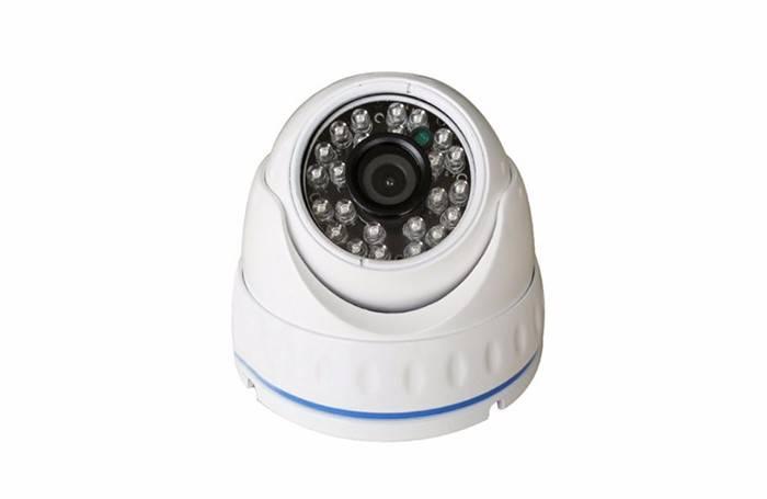Home Security Mental Dome Camera