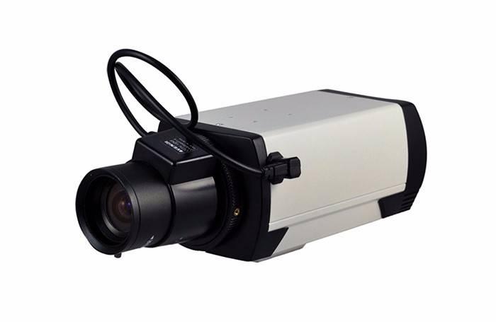 4K 8MP H.265 Network Camera