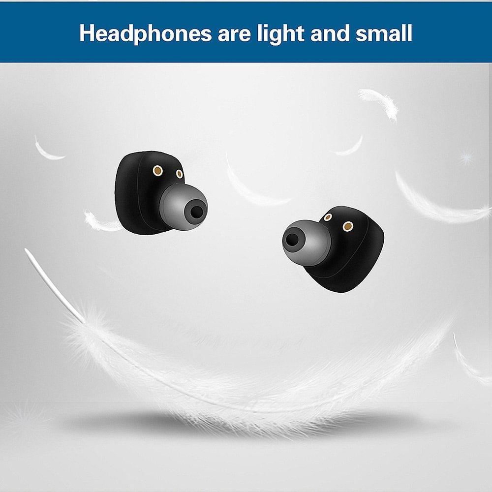 Wireless Earbuds Bluetooth Earphones Mini Tws Earbuds Ipx7 Waterproof Headset