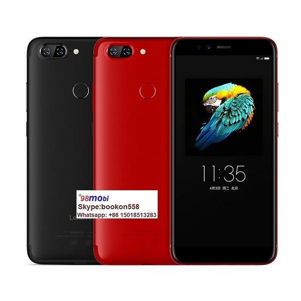 "S5 K520 Metalbody 4G Lte 5.7"" Qhd 18: 9 Smart Phone"