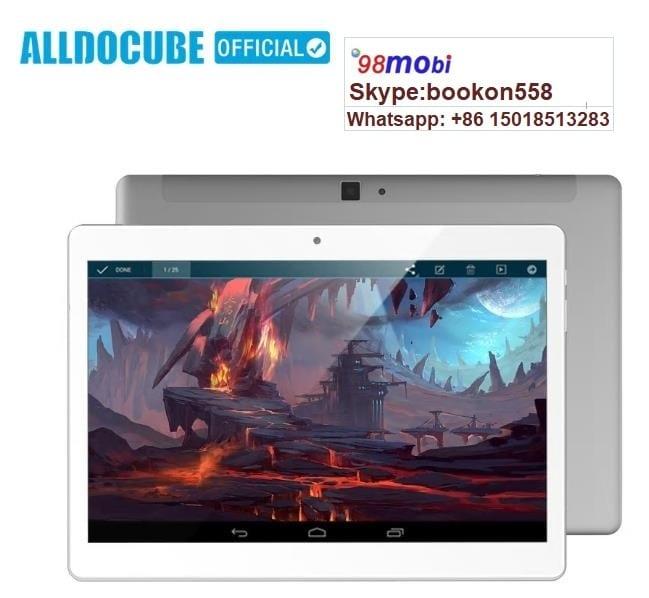 "Alldocube M5 4G Phablet 10.1"" X20 Deca Core Tablet PC"