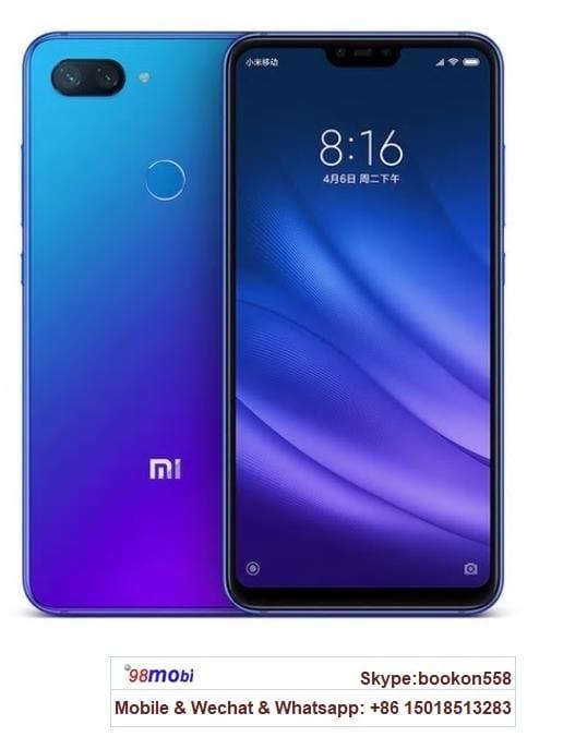 Xiao1 Mi 8 Lite 6.26′′ Fullscreen Ai 24MP Smart Phone