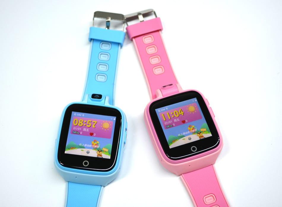 """1.54"""" 780mAh 4G FDD Tdd Kids GPS/Lbs/WiFi Kids Smart Watch"""