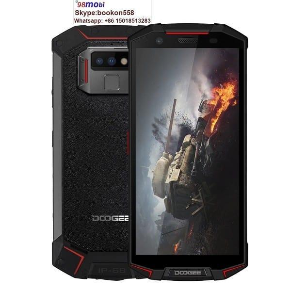 Doogee S70 6GB/64GB Global Dual 4G IP68 Game Smart Phone