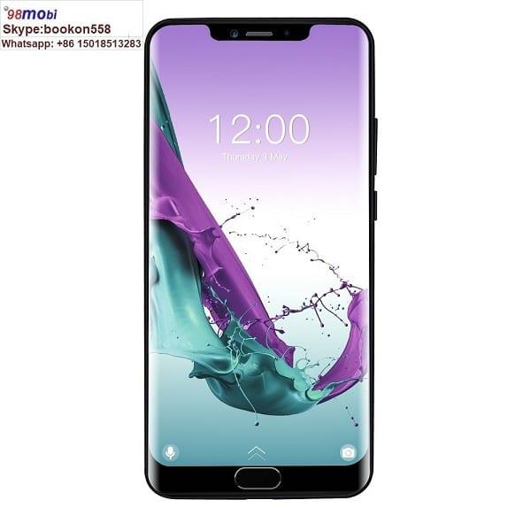 Doogee Y7 Plus Smartphone 6.18inch 5080mAh Face Unock Smart Phone