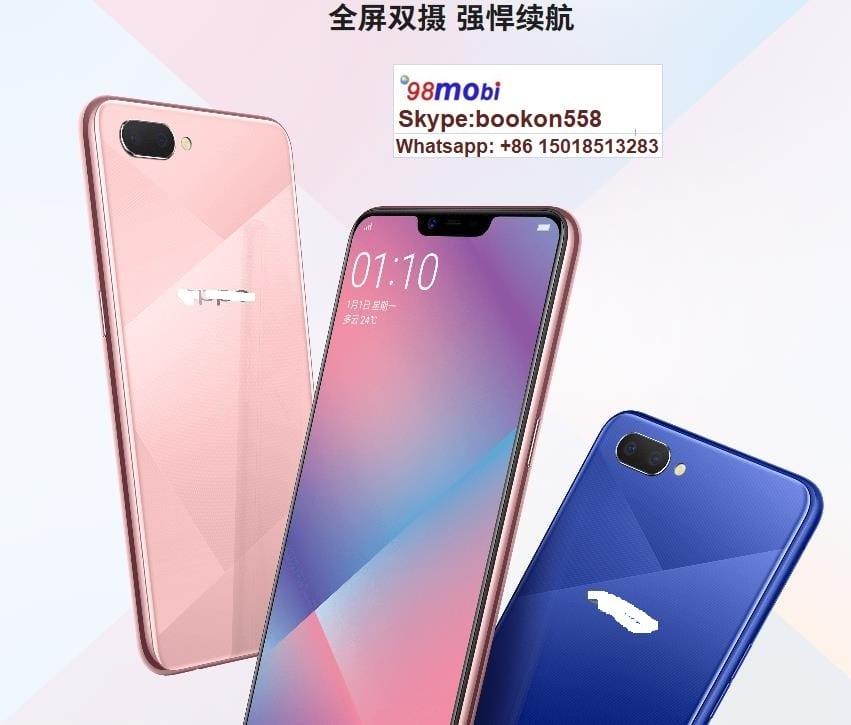 "6.2"" Ai Smart Phone OPP0 A5 Smartphone 4230mAh Cellphone Moviles"