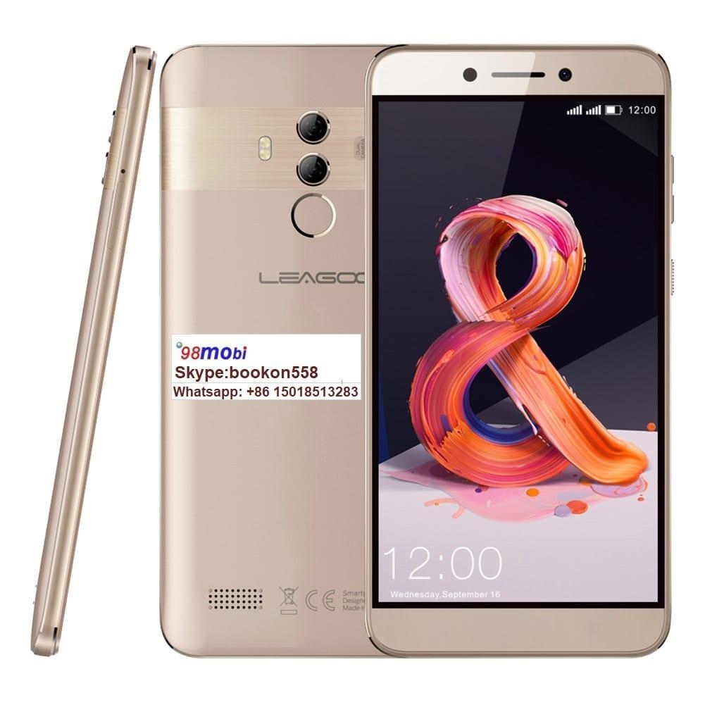Leagoo T8s Face ID Smartphone 5.5′′ 3080mAh 4G Smart Phone