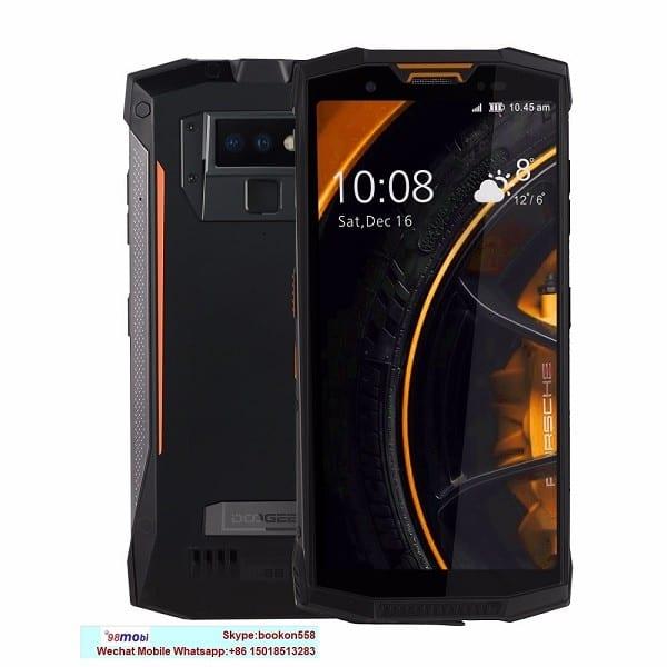 """S80 Lite Smartphone IP69K Waterproof 5.99"""" Smart Phone Walkie Talkie"""