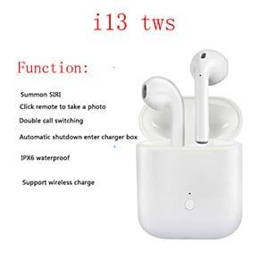 Wireless Bluetooth 5.0 Pop-up Function I13 Tws Earphone