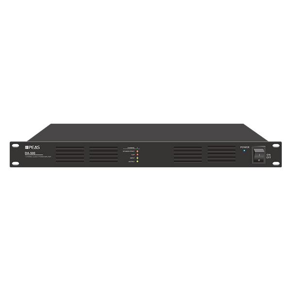 DA500  Single Channels 500W Digital Class-D Amplifier