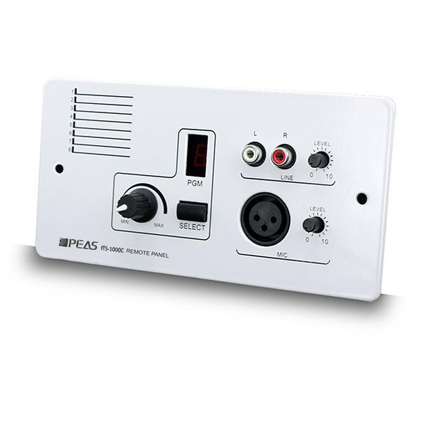 ITS-1000C Remote Control Panel