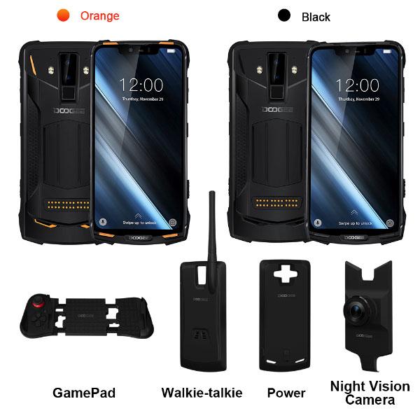DOOGEE S90 SUPER mobile phone