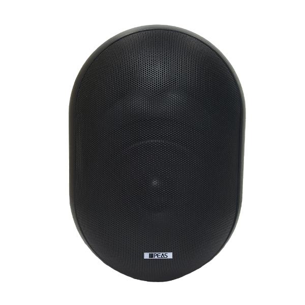 WS830 30W/8ohm Wall-mount round speaker with power tap