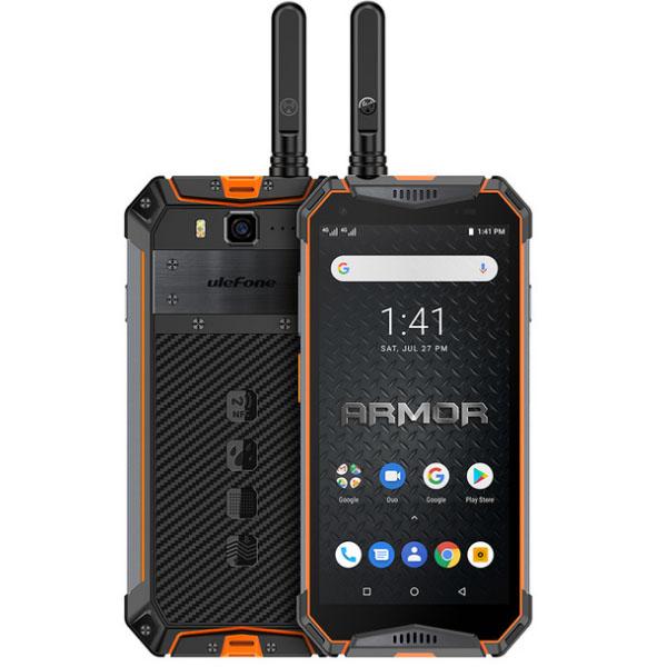 Ulefone Armor 3WT IP68 Waterproof Rugged Mobile Phone