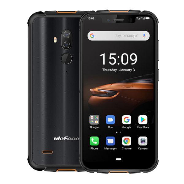 Ulefone Armor 5S IP68 Waterproof Rugged Smartphone