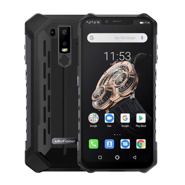 Ulefone Armor 6S IP68 Waterproof Rugged Smartphone