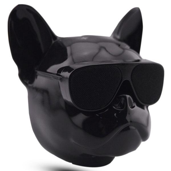 fashion Aerobull Dog Head Bluetooth Speaker