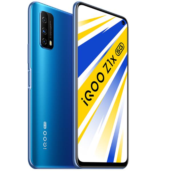 Original Vivo IQOO Z1X 5G Mobile Phone