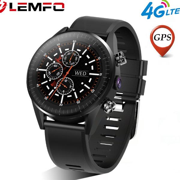 LEMFO KC05 LTE 4G Smart Watch