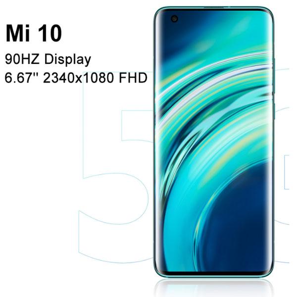 Xiaomi Mi 10 5G Smart Mobile Phone